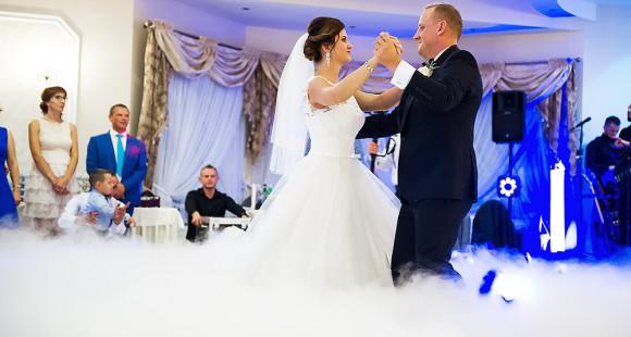 Sylwia i Arek pierwszy taniec
