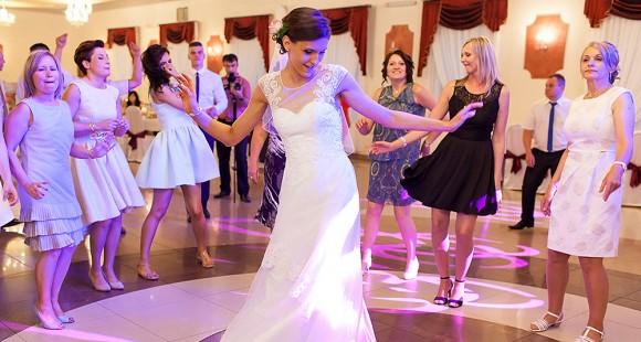 Sala Westa w Zawadach wesele mix